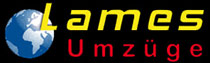 Lames Umzüge Logo